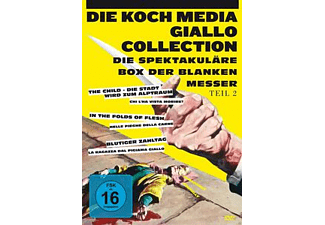 Giallo-Collection, Teil 2 [DVD]