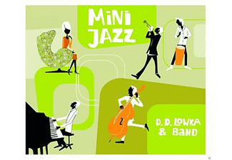 D. D. Lowka & Band - Mini Jazz [CD]