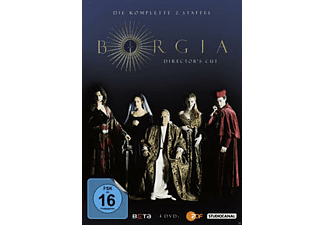 Borgia - Staffel 2 (Director's Cut) [DVD]