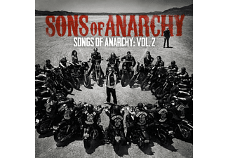 Various - Songs Of Anarchy: Volume 2 [CD]