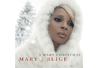 Mary J. Blige - A Mary Christmas - (CD)