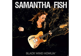 Samantha  Fish - Black Wind Howlin' [CD]