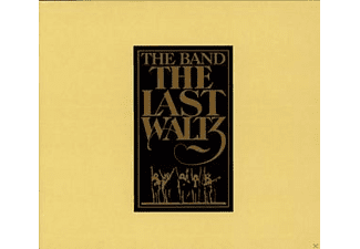 The Band - The Last Waltz - (CD)