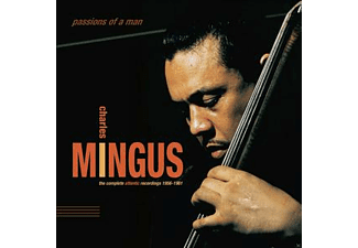 Charles Mingus - Passions Of A Man: The Complete Atlantic Recordings [CD]
