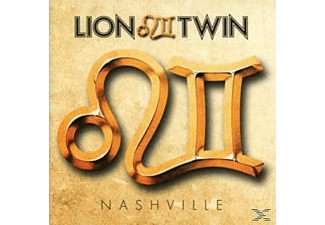 Lion Twin - Nashville [CD]