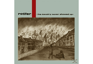 Rotifer - The Cavalry Never Showed Up [CD]