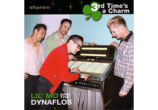 Lil' Mo, The Dynaflos - 3rd Time's A Charm - (CD)