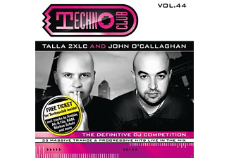 Various - Techno Club Vol. 44 [CD]