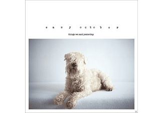 Easy October - Things We Did Yesterday [CD]
