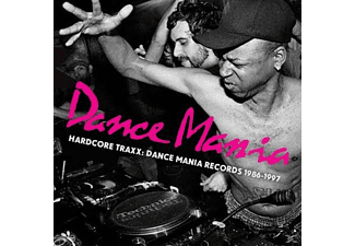 VARIOUS - Hardcore Traxx: Dance Mania Records 1986-1997 - (CD)