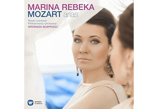 Marina Rebeka, Royal Liverpool Philarmonic Orchestra - Arias [CD]