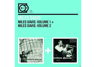 Miles Davis - 2 For 1: Miles Davis: Vol. 1/ Volume 2 [CD]