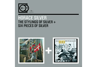 Horace Silver - 2 For 1: The Stylings Of Silver/Six Pieces [CD]