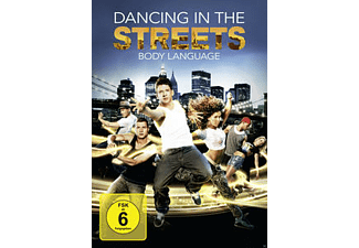 Dancing in the Streets - Body Language - (DVD)
