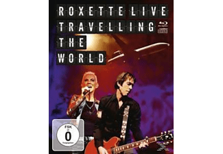 Roxette - Live-Travelling The World [CD + Blu-Ray Disc]