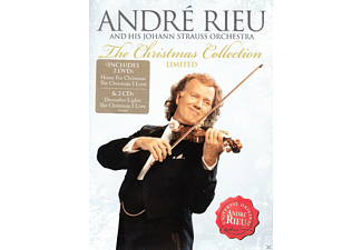 André Rieu;His Johann Strauss Orchestra - The Christmas Collection (LTD Edt) [CD + DVD Video]