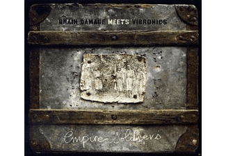 Brain Damage Meets Vibronics - Empire Soldiers - (CD)