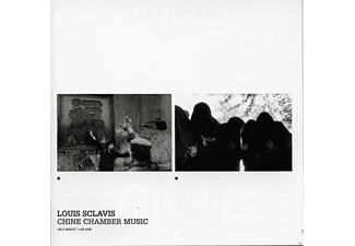 Louis Sclavis - Chine / Chamber Music [CD]