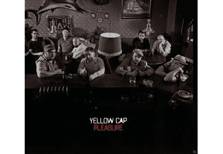 Yellow Cap - Pleasure - (CD)
