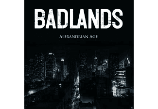 Badlands - Alexandrian Age - (CD)