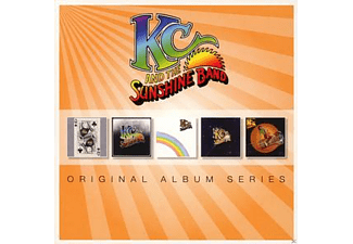 Kc & The Sunshine Band - Original Album Series [CD]