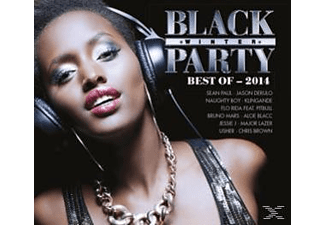 VARIOUS - Best Of Black Winter Party 2014 - (CD)