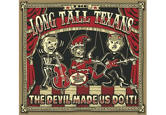 Long Tall Texans - The Devil Made Us Do It [CD]