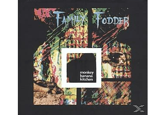 Family Fodder - Monkey Banana Kitchen [CD]