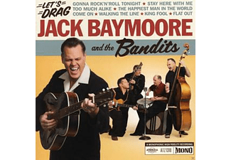 Jack Baymoore, The Bandits - Let's Drag [CD]