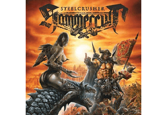 Hammercult - Steelcrusher - (CD)