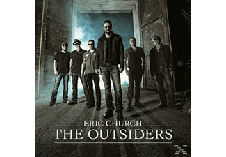 Eric Church - The Outsiders [CD]
