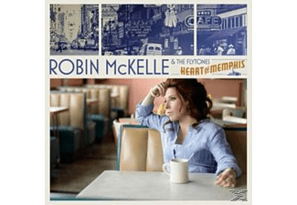 Robin Mckelle & The Flytones - Heart Of Memphis [Vinyl]