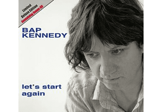 Bap Kennedy - Let's Start Again (Deluxe Edition) [CD]