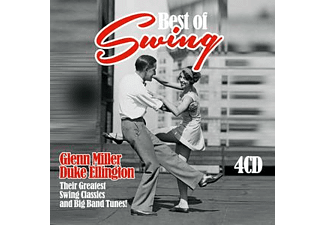 Glenn Miller, Duke Ellington - Best Of Swing - (CD)