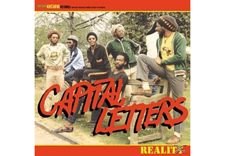 Capital Letters - Reality [CD]