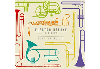 Electro Deluxe - Live In Paris [CD]