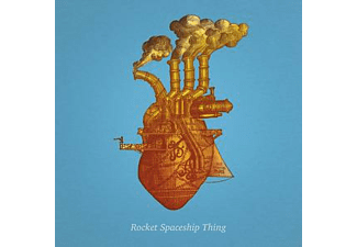 We Invented Paris - Rocket Spaceship Thing - (CD)