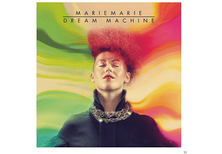 Mariemarie - Dream Machine [CD]