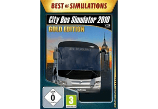 City Bus Simulator 2010 - Gold Edition (Best of Simulations) [PC]