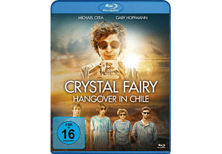CRYSTAL FAIRY HANGOVER IN CHILE - (Blu-ray)