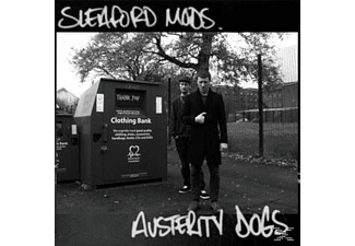 Sleaford Mods - Austerity Dogs - (CD)