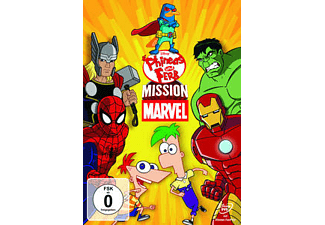Disney Phineas und Ferb - Mission Marvel - (DVD)