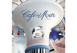 Various - Cafe Del Mar-Dreams 6 - (CD)