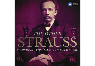 VARIOUS - The Other Strauss (Symphonic, Vocal & Chamber Mus [CD]