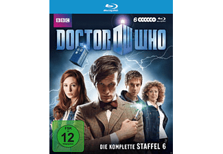 Doctor Who - Staffel 6 - (Blu-ray)