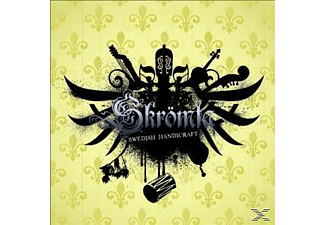 Skrömta - Swedish Handicraft - (CD)