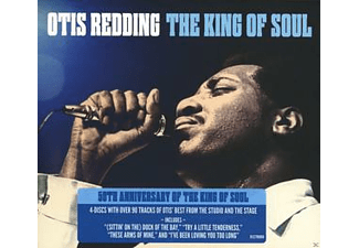 Otis Redding - The King Of Soul [CD]