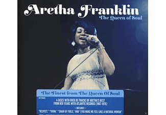 Aretha Franklin - The Queen Of Soul [CD]