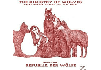 The Ministry Of Wolves - Music From Republik Der Wölfe (LP+CD) [LP + Bonus-CD]