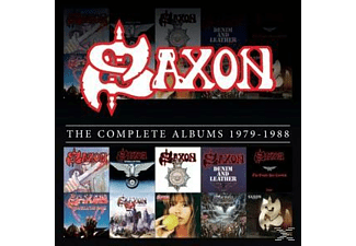 Saxon - The Complete Albums 1979-1988 [CD]